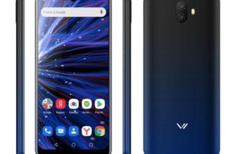 Обзор смартфона Vertex Pro P300