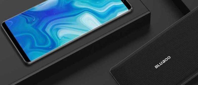 Обзор смартфона Bluboo S3
