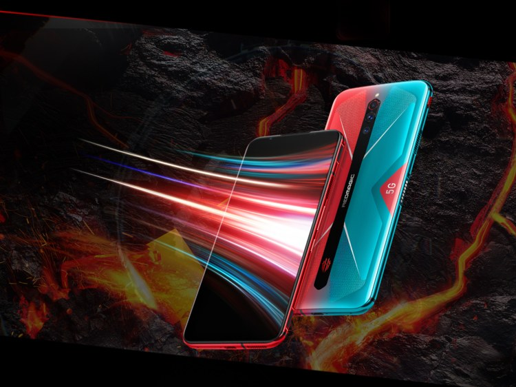 Характеристики Nubia Red Magic 5G