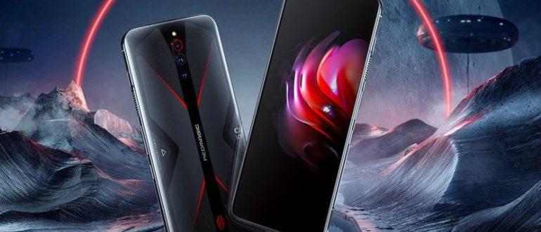 Представлен игровой смартфон Nubia Red Magic 5G