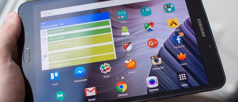 Все способы, как удалить приложение с планшета