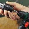 Как быстро снять патрон с дрели