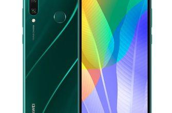 Он станет популярным: смартфон Huawei Y6p