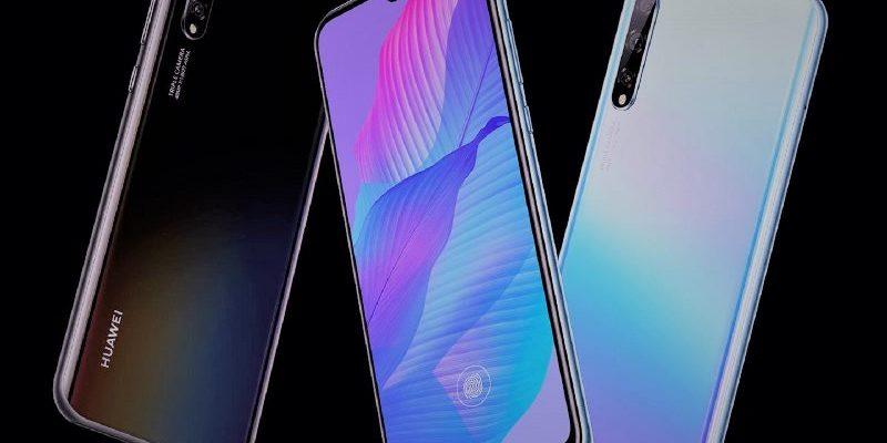 Китайский, но качественный: смартфон Huawei Y8p