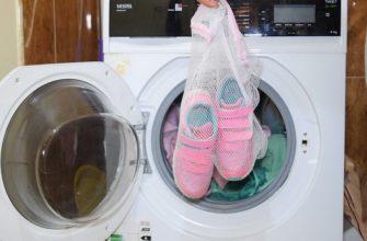 Как стирать кроссовки в стиральной машине-автомате