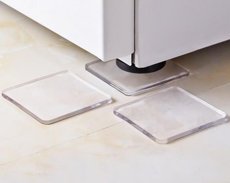 Специальные накладки помогут устранить вибрацию при отжиме