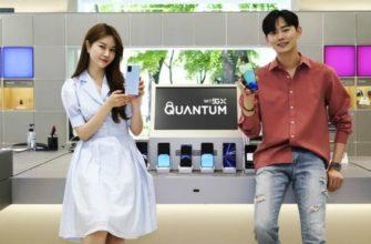 Обзор Samsung Galaxy A Quantum