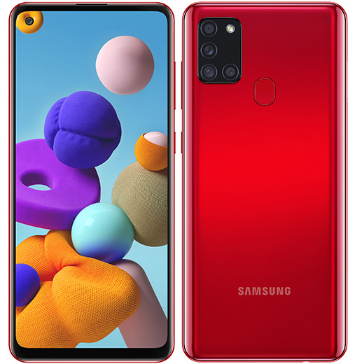 Технические характеристики Samsung Galaxy A21s