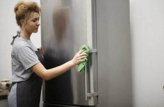 Чем мыть холодильник внутри и снаружи