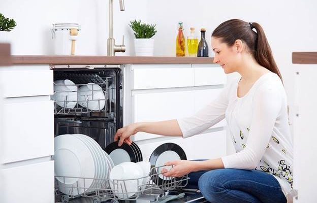 Индикаторы и значки на посудомоечной машине