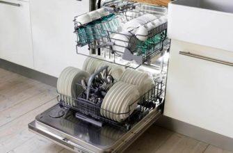 Как правильно загружать посудомоечную машину