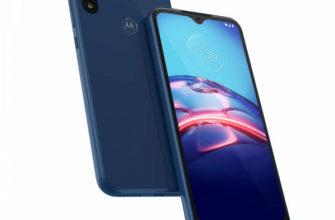 Представлена бюджетная Motorola Moto E за 150 долларов с 3550 мАч и 2 камерами