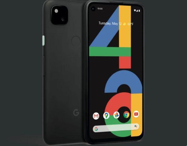 Представлен бюджетный флагман Google Pixel 4a