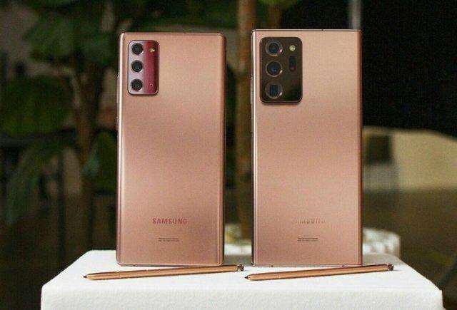 Характеристики Samsung Galaxy Note 20 Ultra