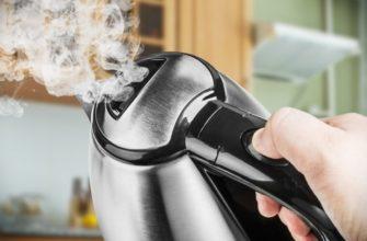 Как убрать запах из электрочайника