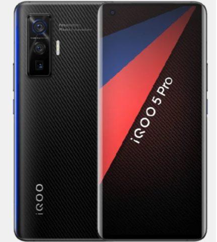 Характеристики IQOO 5 Pro
