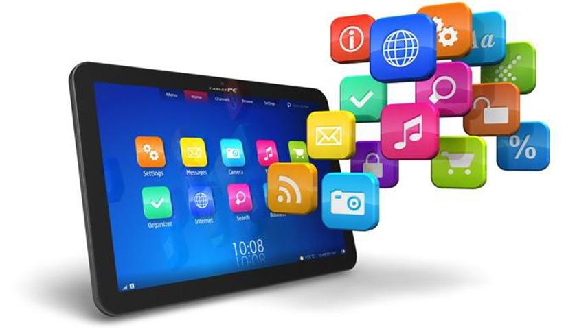 Как скачивать приложения с ПлейМаркета на планшет