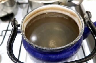 Как очистить чайник лимонной кислотой от накипи