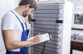 Что делать, если не морозит холодильник