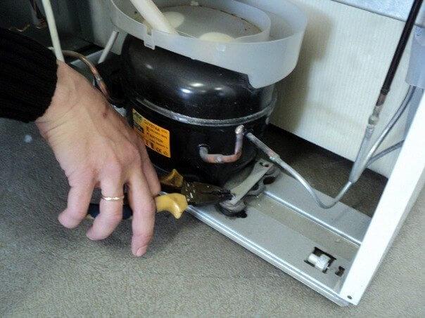 Что делать, если холодильник беспрерывно работает
