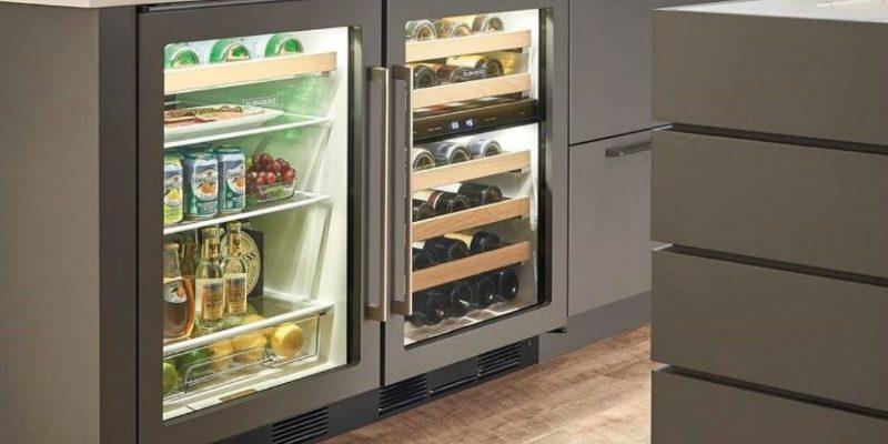 Как выбрать винный холодильник для дома
