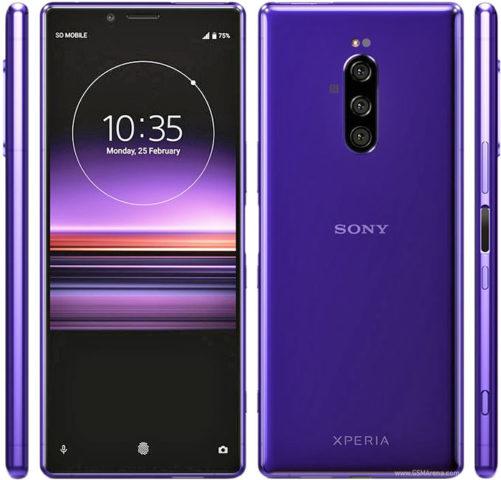 Технические характеристики Sony Xperia 1