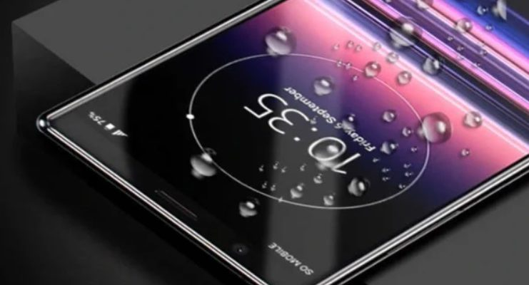 Представлен смартфон Sony Xperia 8 Lite