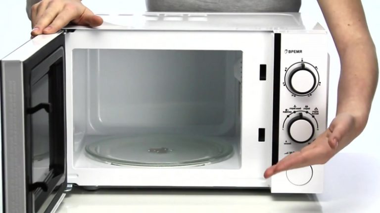 Причины треска в микроволновой печи