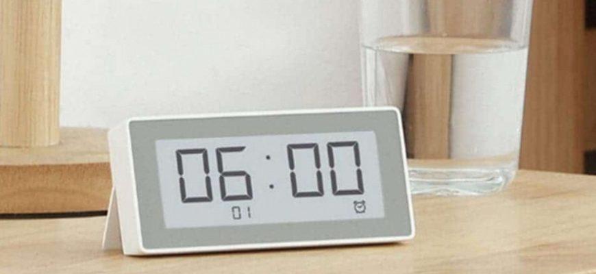 Умные часы Xiaomi Seconds Smart Clock продают за бесценок