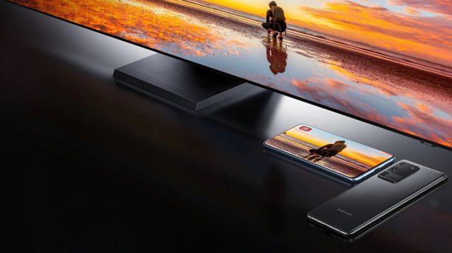 Samsung Galaxy S20 уже дарят в подарок