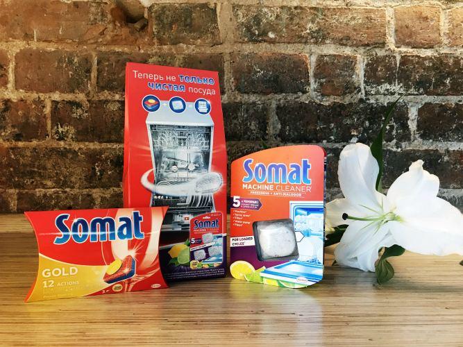 Чистящее средство Somat