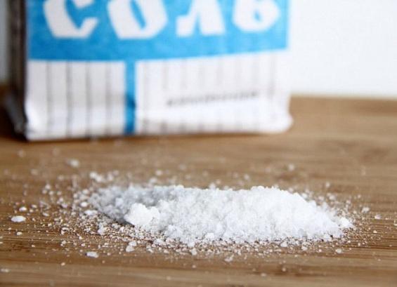 Можно ли использовать поваренную соль