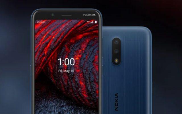Характеристики смартфона Nokia 2 V Tella