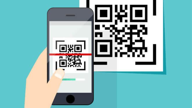 Как сканировать QR код на смартфоне Андроид