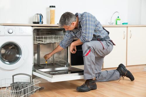 Как заменить ТЭН в посудомоечной машине