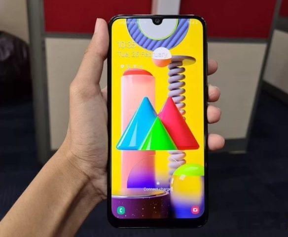 Samsung Galaxy М31