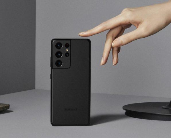 Смартфон Samsung Galaxy S21 Ultra