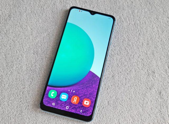 Дисплей Samsung Galaxy A02