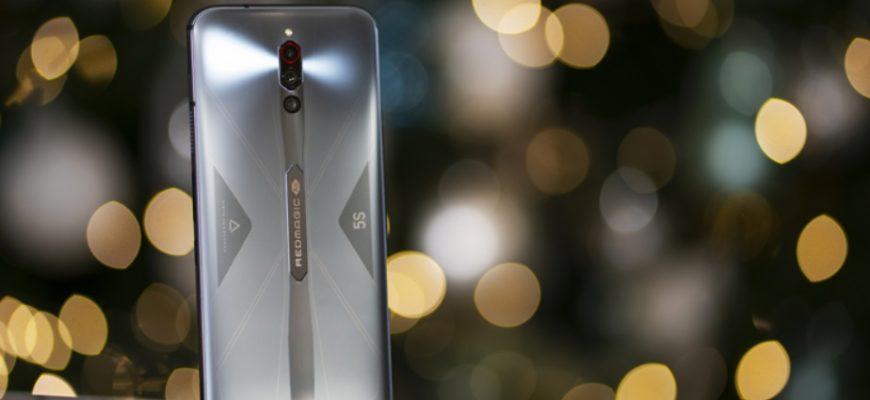 Обзор смартфона ZTE RedMagic 5S