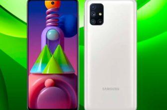 Описание Samsung Galaxy M51