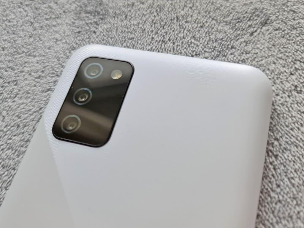 Камера Samsung Galaxy А02s