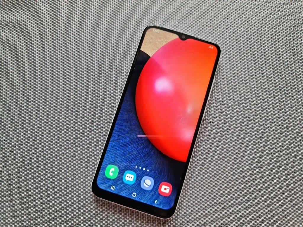 Экран Samsung Galaxy А02s