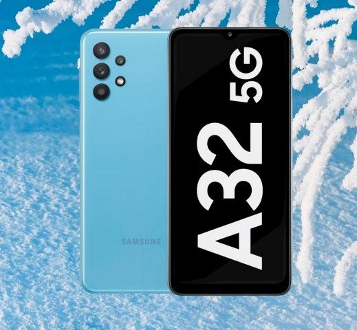 Характеристики смартфона Samsung Galaxy A32