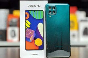 Обзор Samsung Galaxy F62