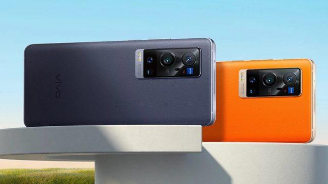 Обзор Vivo X60 Pro+