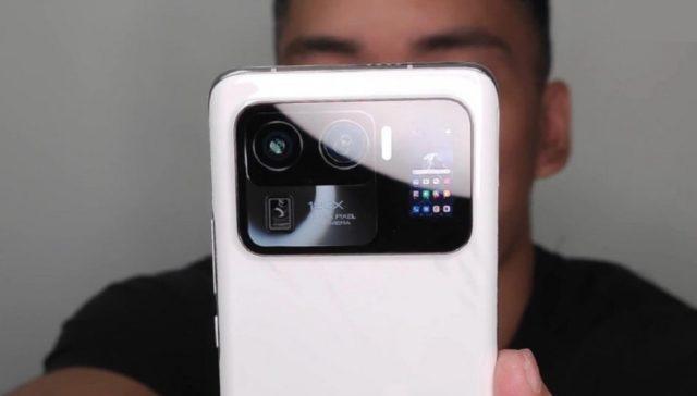 Обзор смартфона Xiaomi Mi 11 Ultra