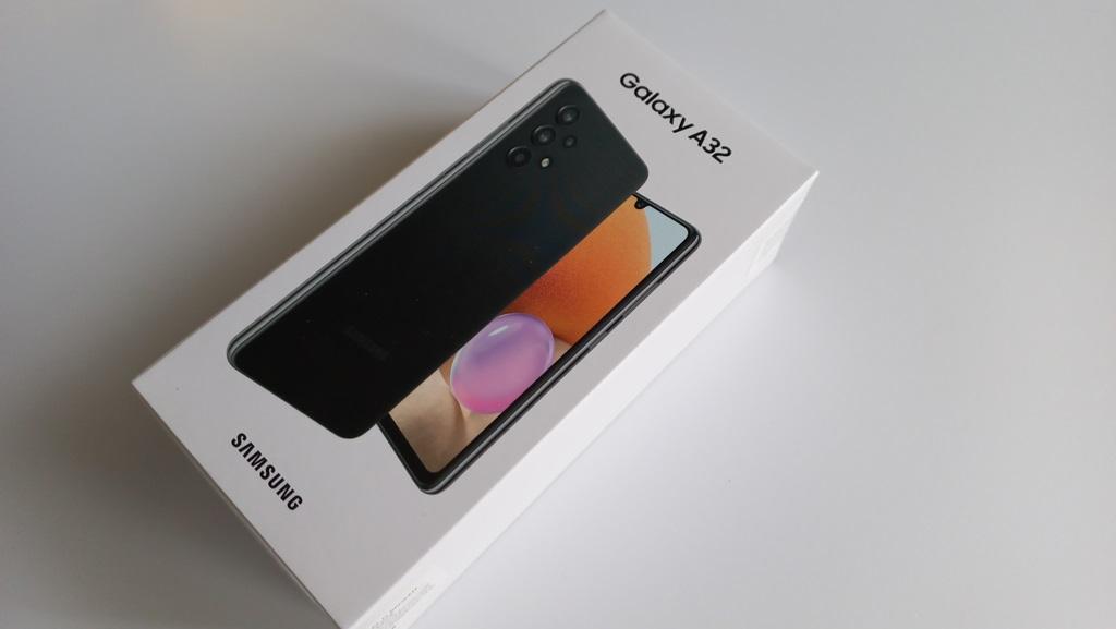 Фото с Samsung Galaxy A32