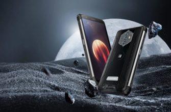 Защищен от всего: представлен смартфон с 8580 мАч, NFC и компактными размерами 5,7 дюйма