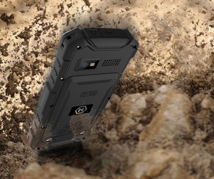 Вышел защищенный польский кнопочник Hammer 5 Smart с функционалом смартфонов