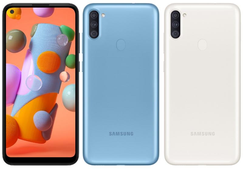 Характеристики Samsung Galaxy A11